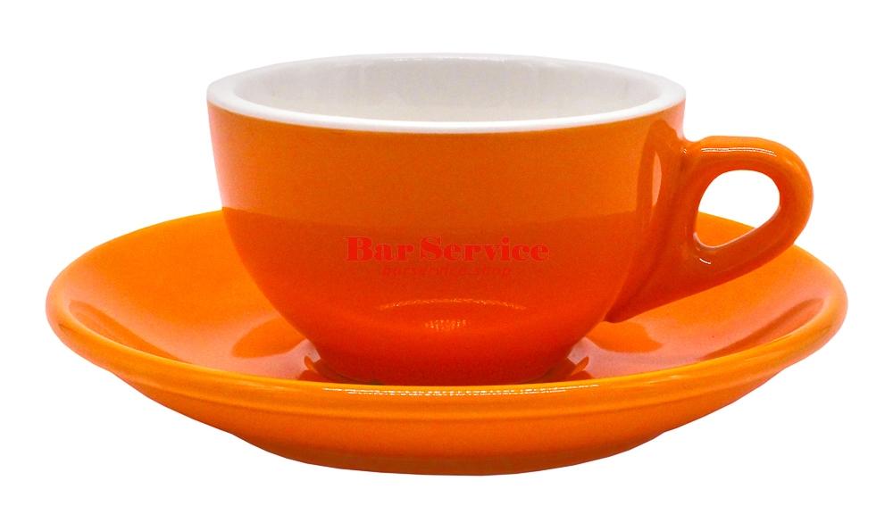 Чайная пара 180 мл оранжевый цвет Barista P.L. в Иваново