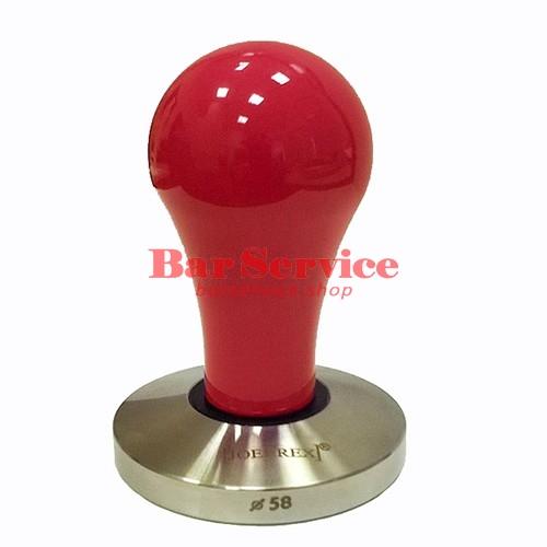 Темпер JoeFrex D53 Pop красный плоский сталь в Иваново