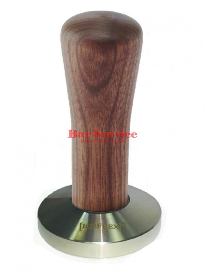 Темпер JoeFrex D58 Classic Short, орех, плоский сталь в Иваново