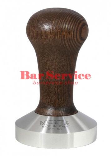Темпер Мотта 58 мм. (выпуклый) с деревянной ручкой в Иваново