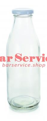 Бутылка с крышкой д/молока,соков 250мл  P.L. в Иваново