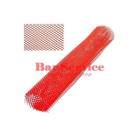 Сетка барная;  полиэтилен;  ,L=100,B=60см;  красный в Иваново