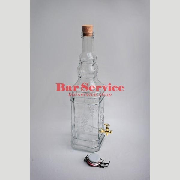 Бутылка Кремль, 2000 мл. в Иваново