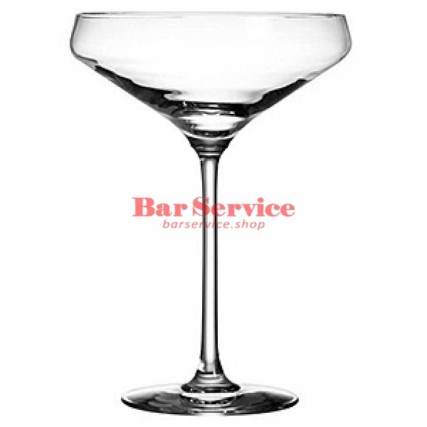 Шампан.-блюдце «Каберне»; стекло; 320мл; D=16.8,H=17см; прозр. в Иваново
