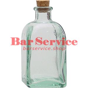 Бутылка с пробкой, 100мл  в Иваново