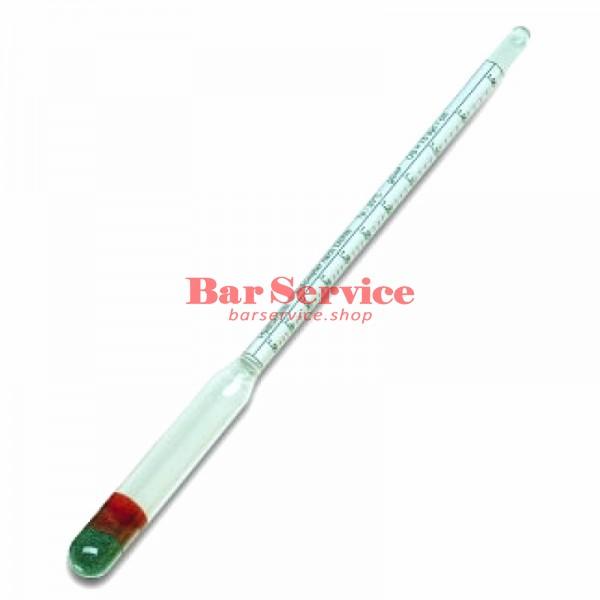 Ареометр для измерения содержания спирта 0-40  в Иваново
