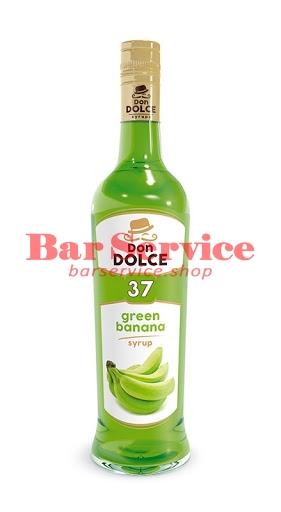 Сироп Зеленый банан 0,7л Don Dolce в Иваново