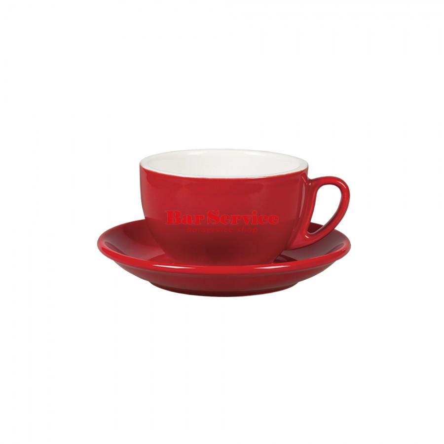 Чайная пара 270 мл; красный цвет; Barista P.L в Иваново