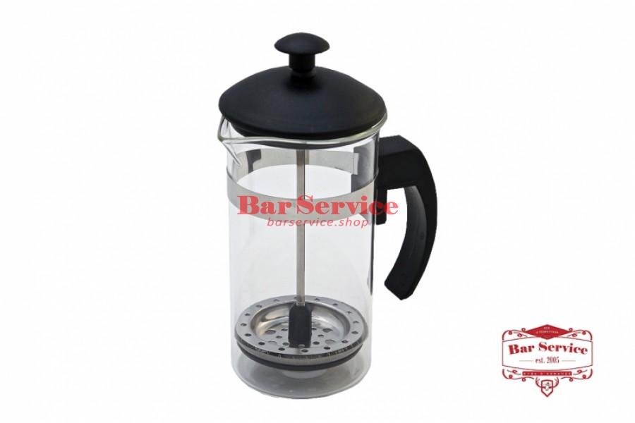 Чайник-кофейник Черный Объем: 350 мл. (френч пресс) в Иваново