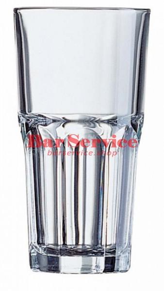 Хайбол «Гранити»;  стекло;  350мл;  D=85,H=120мм;  прозр. в Иваново