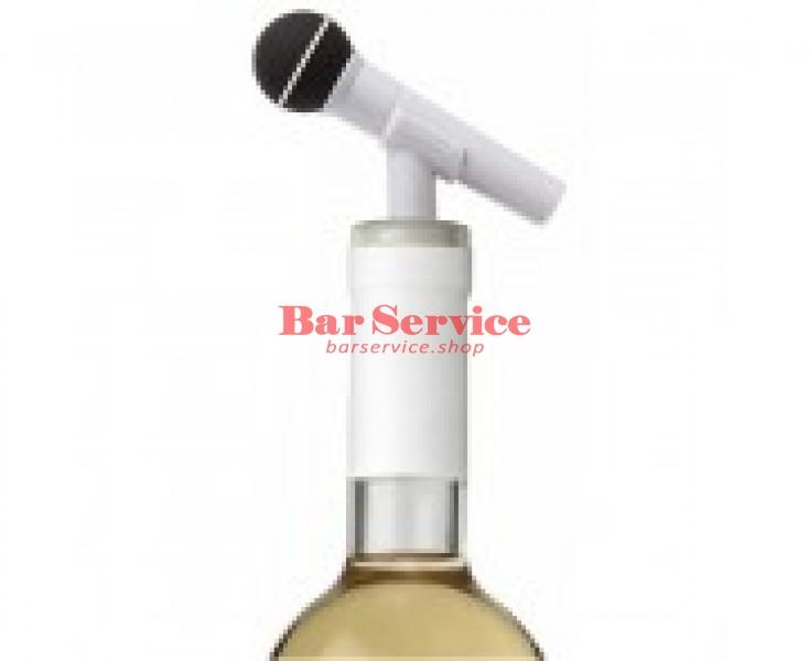Пробка для бутылки Микрофон в Иваново